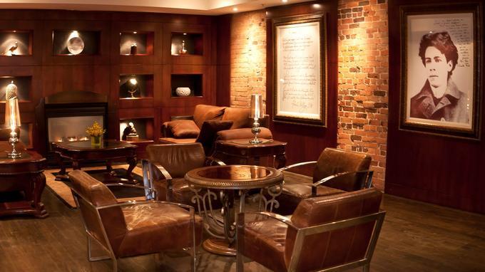 L'hôtel Nelligan, un boutique-hôtel de trés grande classe et idéalement situé dans le quartier histoirque de MontréaL