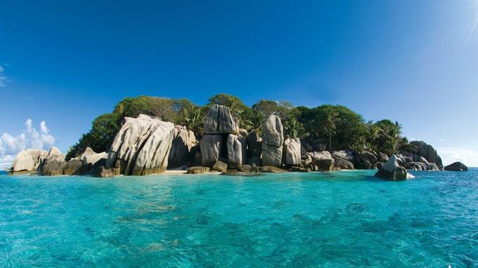 Coco Island, aux Seychelles. ©Coco Island