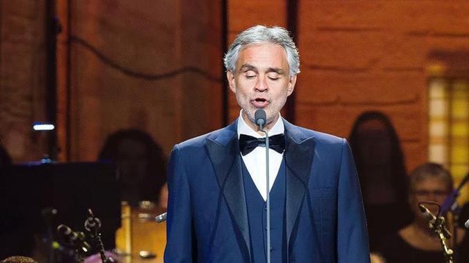 Andrea Bocelli a renoncé à chanter pour Trump après avoir reçu des pressions de la part de ses fans.