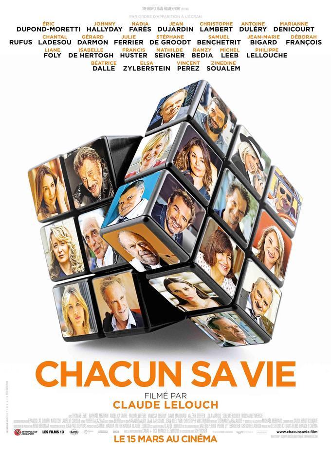 L'affiche du film, qui sortira en salle le 15 mars.