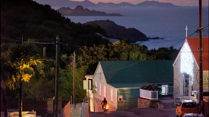 Souvenirs d'une île modeste et rustique, les cases créoles ne manquent pas de charme.
