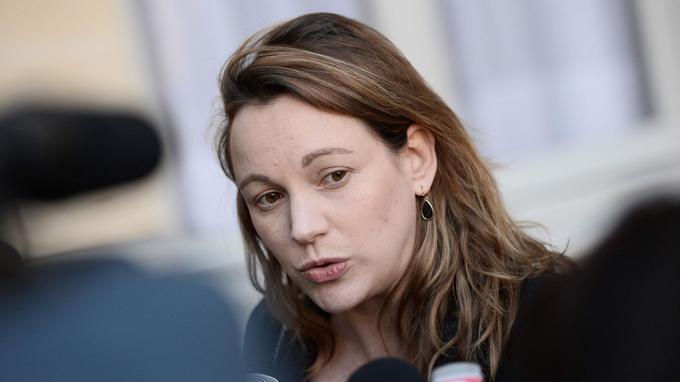Axelle Lemaire en décembre 2015.