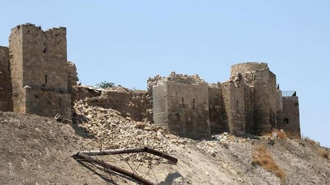 En juillet 2015, une section de la muraille de la citadelle s'effondre suite à une explosion dans un des tunnels qui la traversent.