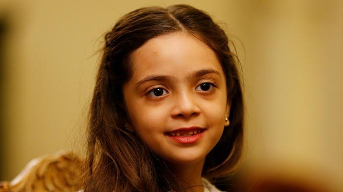 Le compte Twitter de Bana, 7 ans, est désormais suivi par plus de 360.000 utilisateurs du réseau social.