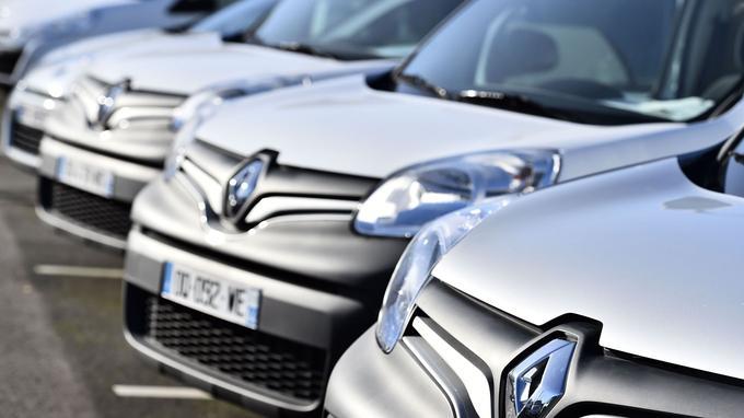 L'action Renault a perdu 2,7% à la Bourse de Paris hier, suite aux accusations de tricheries.