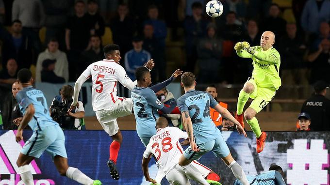 Monaco s'est imposée 3-1 face à Manchester City hier soir.