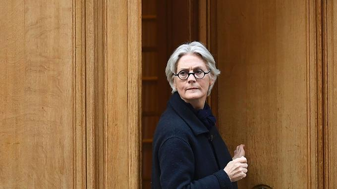 Penelope Fillon, hier à Paris.