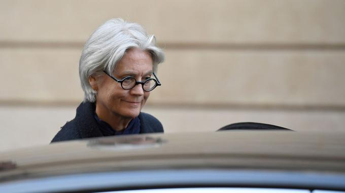 Penelope Fillon, le 27 mars à Paris.