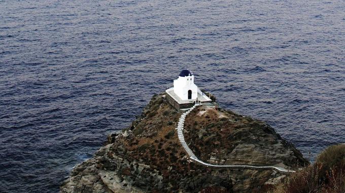 Sur l'île de Sifnos. ©Pan Maravelis_INVISION-REA