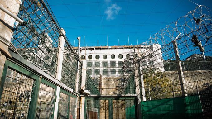 «L'ancienne» prison des Baumettes, réputée insalubre.