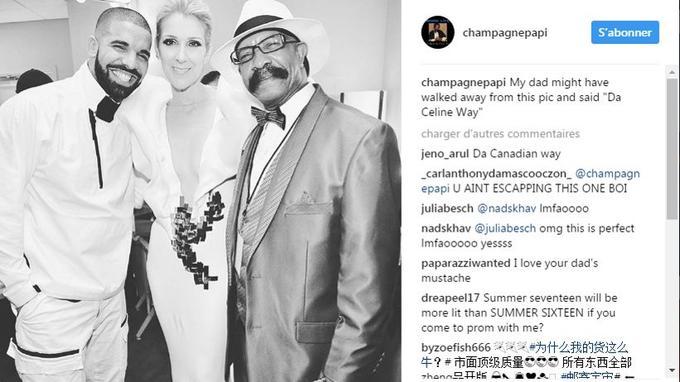 Compte officiel de Drake