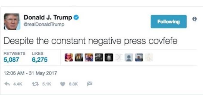 Le mystérieux tweet, supprimé depuis.