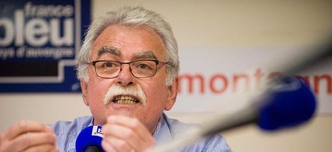 André Chassaigne, député du Puy-de-Dôme, qui était président du groupe Gauche démocrate et républicaine à l'Assemblée.