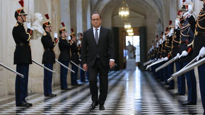François Hollande avait convoqué le Congrès trois jours après les attentats du 13 novembre à Paris.