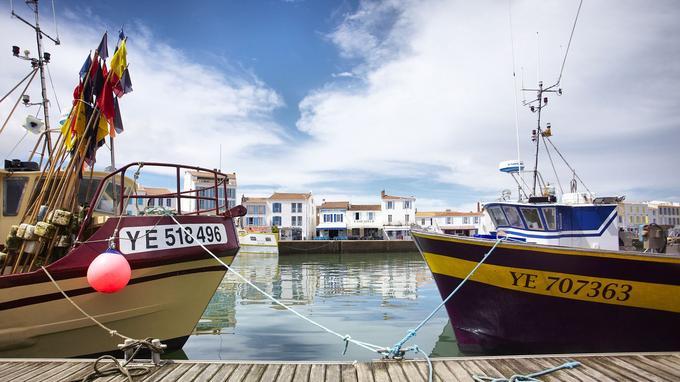 Port-Joinville. © A Lamoureux