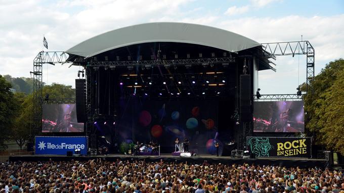 Près de 110.000 festivaliers se sont rendus à Rock en Seine 2016.