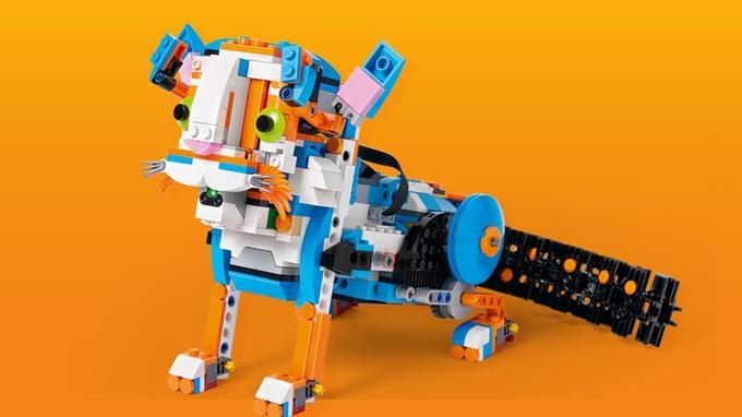 Frankie (source: Lego)