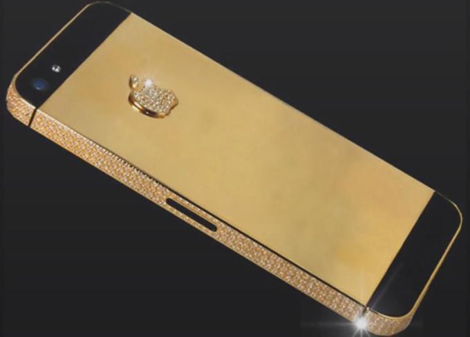 L'iPhone 5 Black Diamond