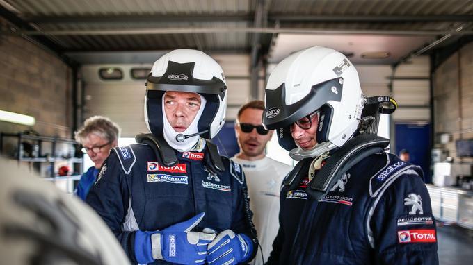 Les changements de pilotes sont l'un des temps forts de la course.