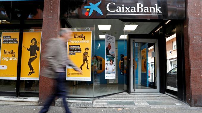 Caixabank a déménagé son siège social à Valence, dans l'est de l'Espagne.