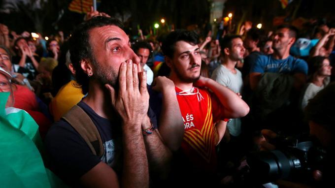 De nombreux militants présents ont exprimé leur déception, voire leur colère.