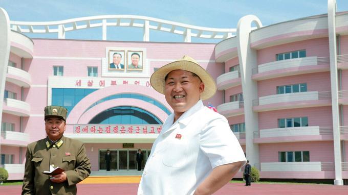 Kim Jong-un a succédé à son père à 28 ans en 2011 devenant le troisième Kim à diriger la République populaire de Corée.
