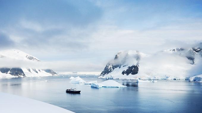 Avec Grand Nord Grand Large, le Plancius emmène ses passagers pour des expéditions hors du commun.