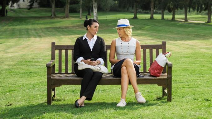 Rossy de Palma et Toni Collette.