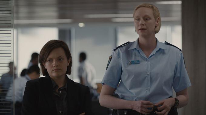 Les personnages de Gwendoline Christie et d'Elisabeth Moss vont être contraints de faire équipe au fil de cette deuxième saison de «Top of the lake».