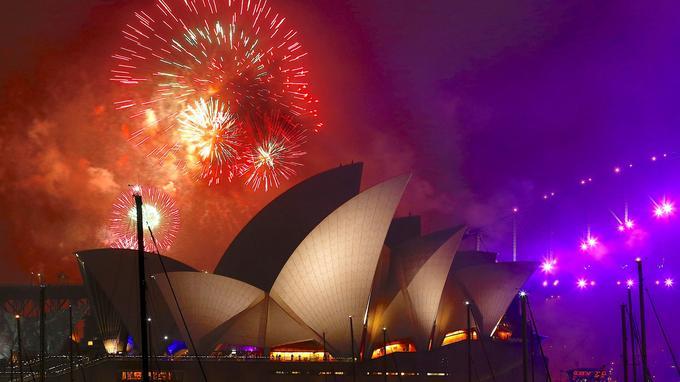 Ici, Sydney.