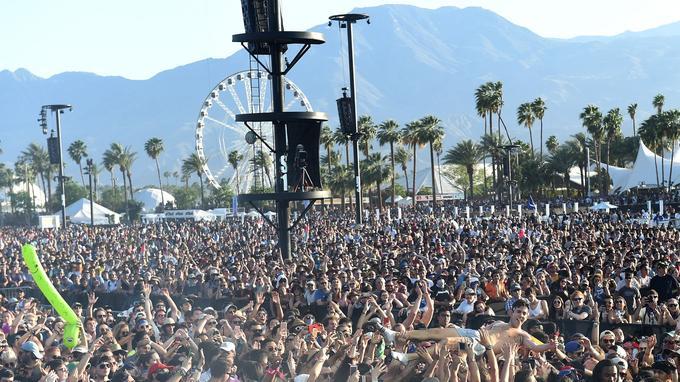 L'édition 2017 du plus grand festival américain avait eu comme têtes d'affiche Radiohead, Lady Gaga et Kendrick Lamar.
