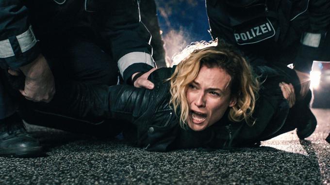 Pour son rôle dans In The Fade, Diane Kruger a reçu le Prix d'Interprétation féminine au dernier Festival de Cannes.