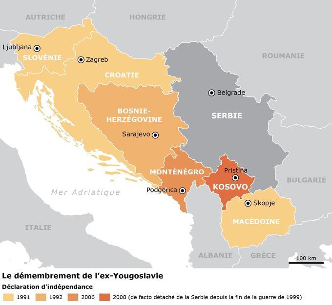 """Guerre du Kosovo : """"On a bombardé le mauvais côté"""""""