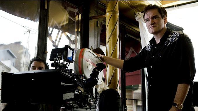 Le prochain film de Tarantino pourrait être l'avant-dernier du cinéaste américain.