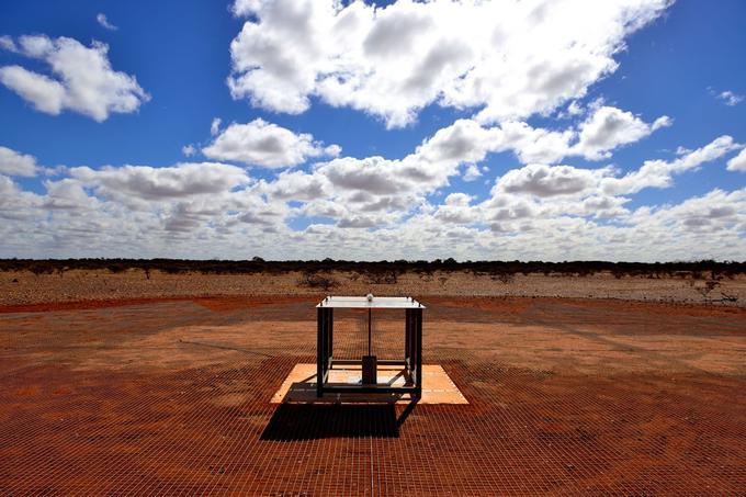 L'antenne EDGES n'est pas le radiotélescope le plus impressionnant au monde...