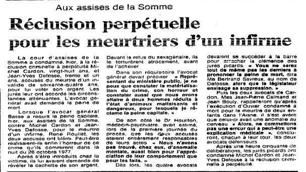 Article paru dans <i>Le Figaro </i>le 11/07/1979.