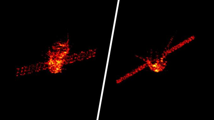 Tiangong-1 semble intacte pour le moment.