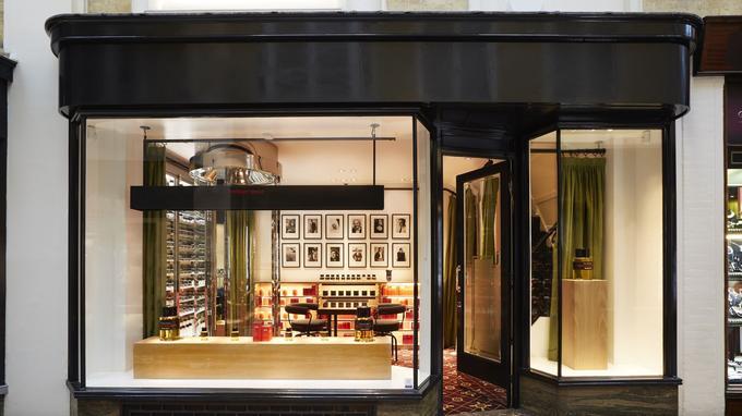 Boutique Frédéric Malle à New York.