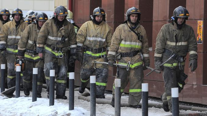 Les pompiers ont été accusés par les proches des victimes «d'inaction»