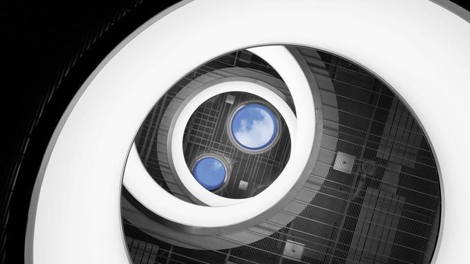 La manufacture de Rolex à Bienne, à la pointe de la modernité, conjugue tous les superlatifs, en termes industriel, économique, logistique et architectural.