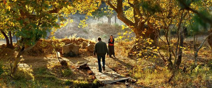 «Le Poirier sauvage» du réalisateur turc Nuri Bilge Ceylan.