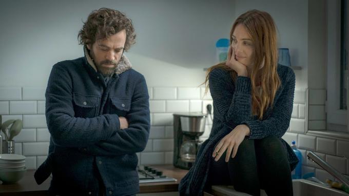 Romain Duris et Laeticia Dosch dans «Nos Batailles».