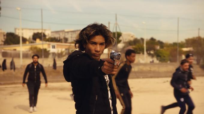 Dylan Robert dans «Shéhérazade».
