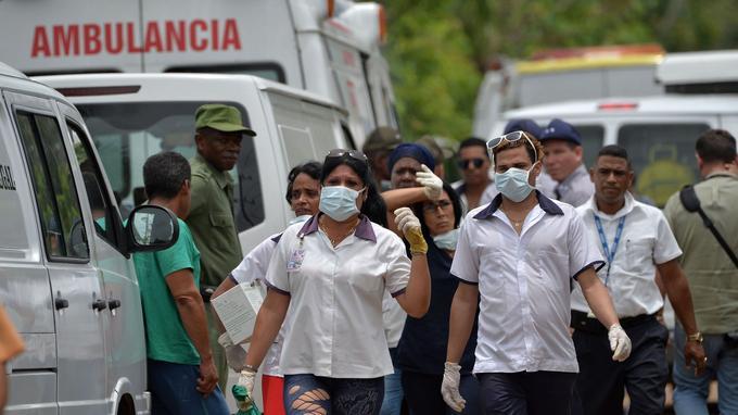 Trois survivants ont été pris en charge par les secours.