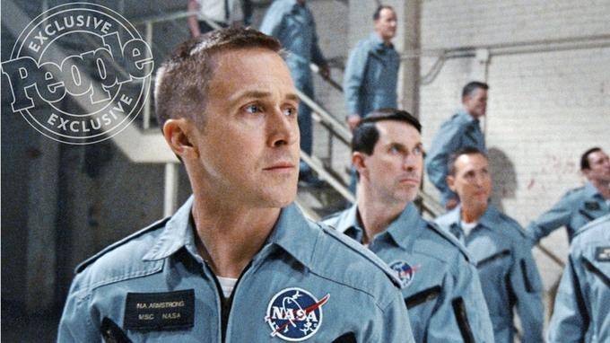 Damien Chazelle a proposé à l'acteur le rôle de l'astronaute avant même de lui demander de jouer dans <i>Lalaland</i>.