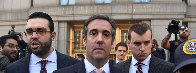 Une éventuelle coopération de l'avocat en échange d'une indulgence du procureur constituerait un coup dur pour le président.