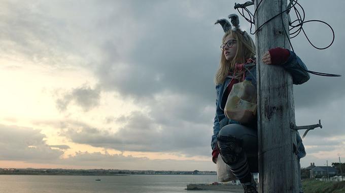 Madison Wolfe dans «Chasseuse de Géants».