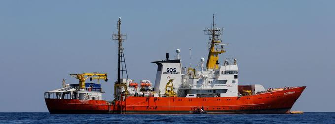L'Aquarius et ses 629 migrants sauvés au large de la Libye ont finalement pu accoster dans le port de Valence en Espagne.