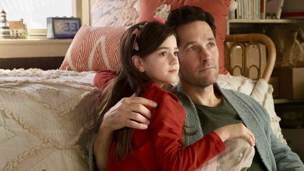 Paul Rudd et Abby Ryder dans <i>Ant-Man et la Guêpe</i>, de Peyton Reed.