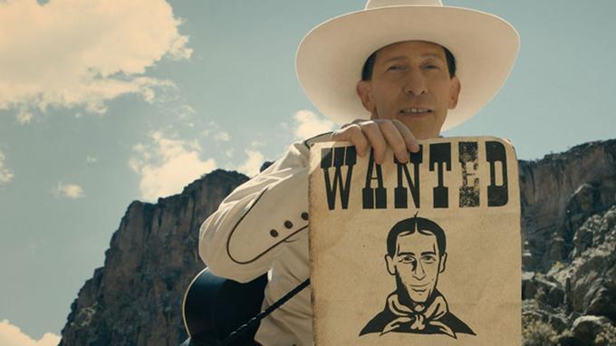 «The Ballad of Buster Scruggs», le nouveau film des frères Coen.